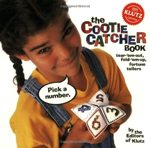 9781570541315: The Cootie Catcher Book