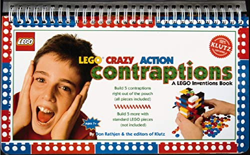 9781570541575: Lego Crazy Action Contraptions: A LEGO Inventions Book (Klutz)