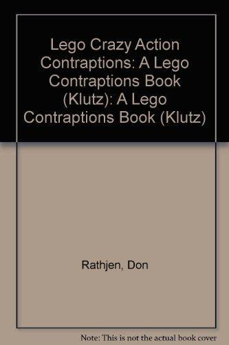 9781570541582: Lego Crazy Action Contraptions: A Lego Contraptions Book (Klutz)
