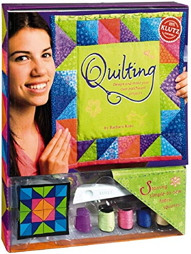 9781570542152: Quilting: Design and Make Your Own Patchwork Projects (Klutz)
