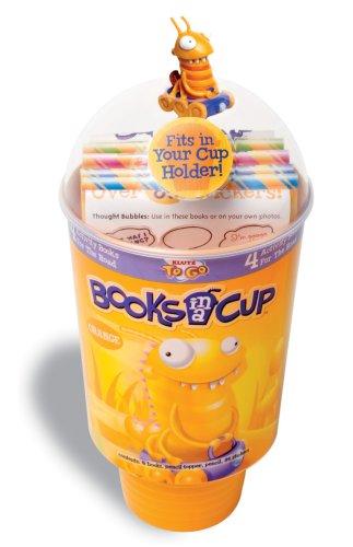 Books-in-a-cup Orange: Inc. Klutz