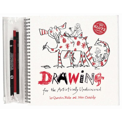9781570543203: Drawing: For the Artistically Undiscovered (Klutz)