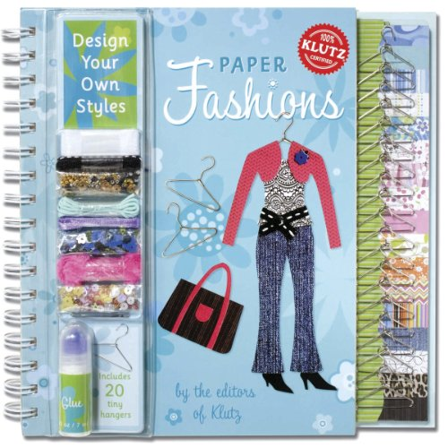 9781570545344: Paper Fashions (Klutz)