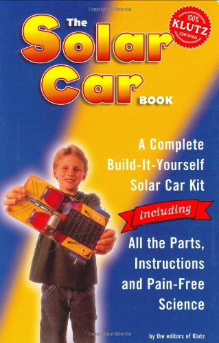 9781570546464: The Solar Car Book (Klutz)