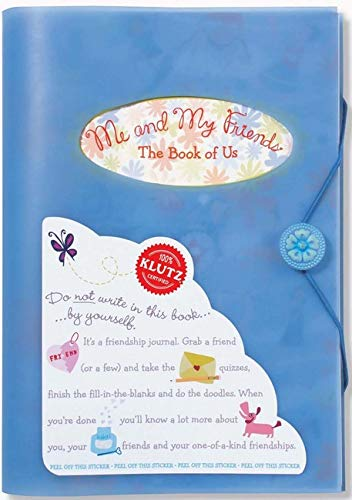 9781570548130: Me and My Friends: The Book of Us (Klutz)(Colors may vary)
