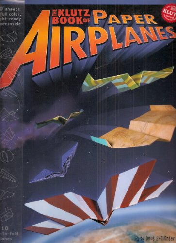 9781570548314: The Klutz Book of Paper Airplanes
