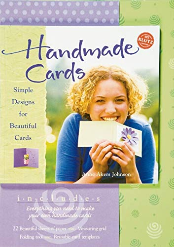 9781570549502: Handmade Cards: Simple Designs for Beautiful Cards (Klutz)