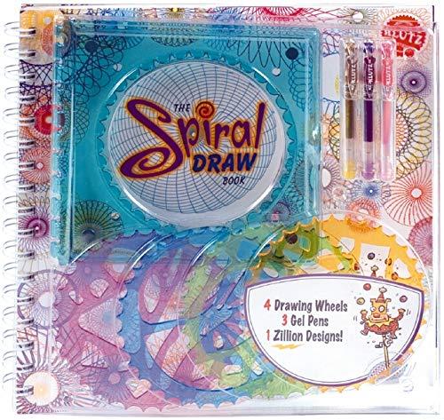 9781570549601: The Spiral Draw Book (Klutz)