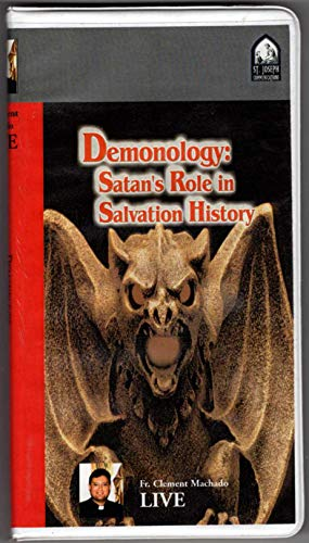 9781570585012: Demonology: Satan's Role in Salvation History (Spiritual Growth and Discovery)