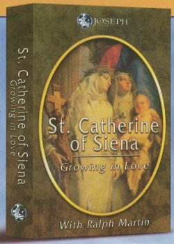 9781570585623: St. Catherine of Siena: Growing in Love