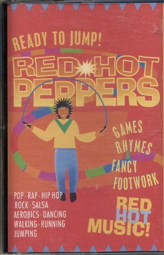 9781570610011: Ready to Jump Red Hot Peppers