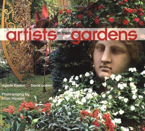 9781570612442: Artists in Their Gardens