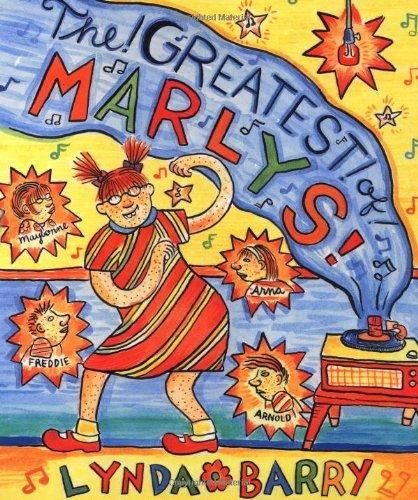 The Greatest of Marlys: Barry, Lynda