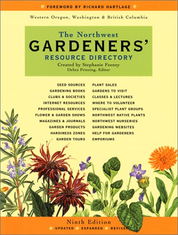 9781570613036: The Northwest Gardeners' Resource Directory (9th Edition)