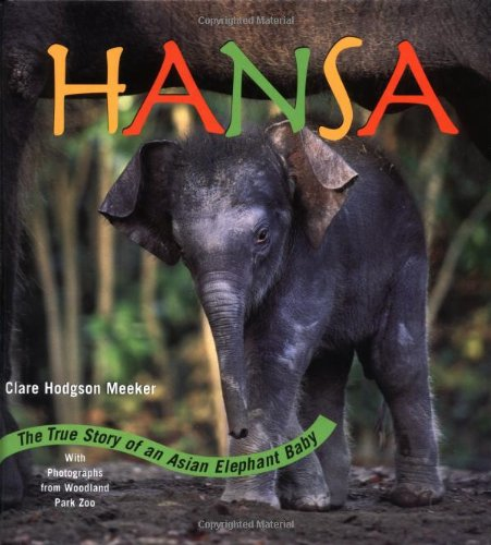 Hansa: The True Story of an Asian Elephant Baby: Meeker, Clare Hodgson