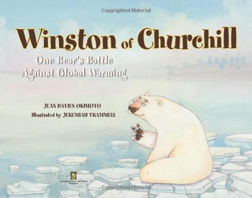 Winston of Churchill: One Bear's Battle Against: Okimoto, Jean Davies