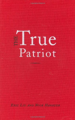The True Patriot: Eric Liu; Nick