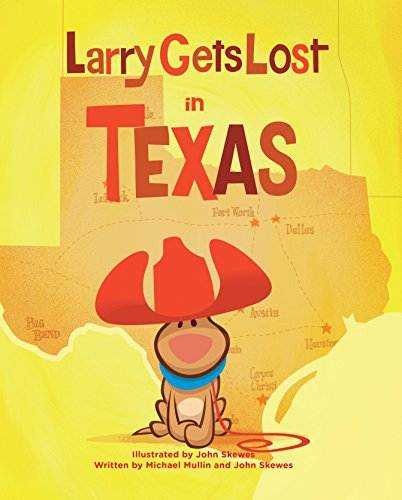 9781570616808: Larry Gets Lost in Texas
