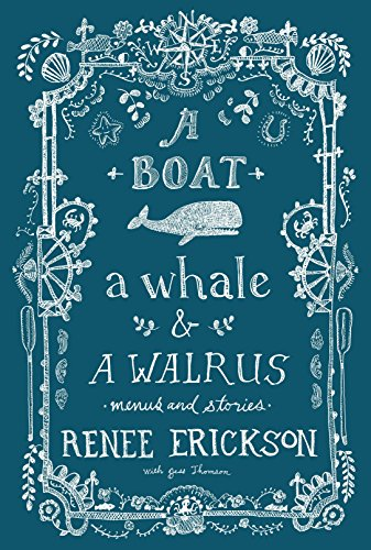9781570619267: A Boat, a Whale & a Walrus: Menus and Stories