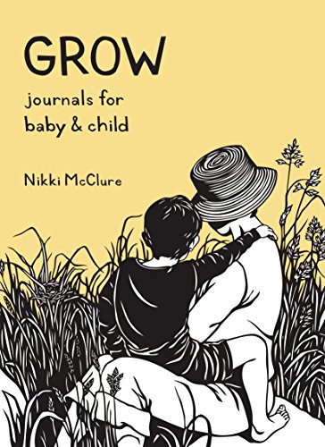 Grow 2 Copy Box Set: Journals for Baby & Child: McClure, Nikki
