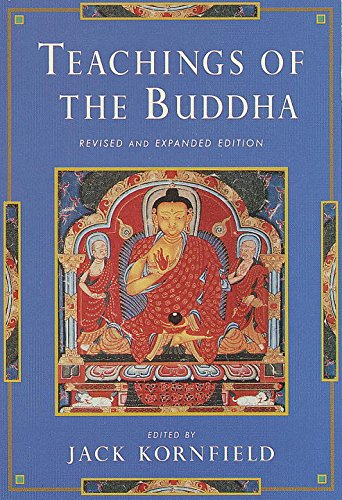 Teachings of the Buddha (1570621241) by Jack Kornfield
