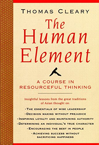 9781570622052: Human Element: A Course in Resourceful Thinking