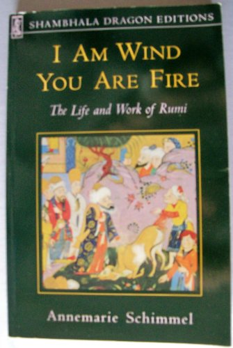 9781570622465: I am Wind, You are Fire: Life and Works of Rumi (Dragon Editions)