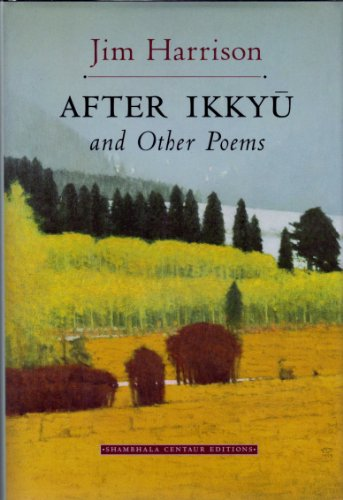 After Ikkyu & Other Poems