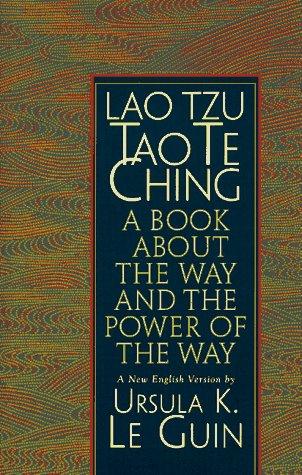 Lao Tzu: Tao Te Ching: Le Guin, Ursula