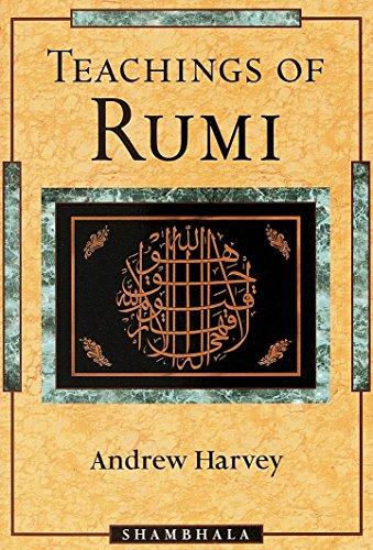Teachings of Rumi: Harvey, Andrew