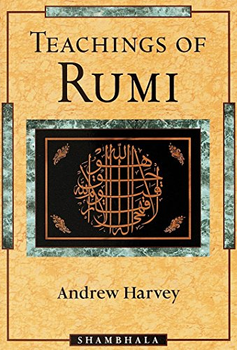 Teachings of Rumi (9781570623462) by Andrew Harvey