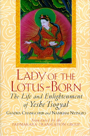 9781570623844: Lady of the Lotus-Born
