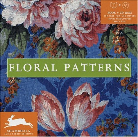 FLORAL PATTERNS (WITH CD/ROM): PEPIN VAN ROOJEN