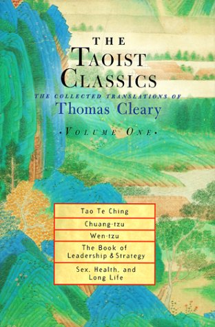9781570624858: The Taoist Classics: The Collected Translations of Thomas Cleary