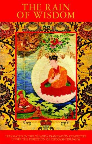The Rain of Wisdom: Chogyam Trungpa