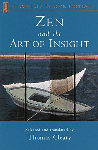 Zen and the Art of Insight: Cleary, Thomas