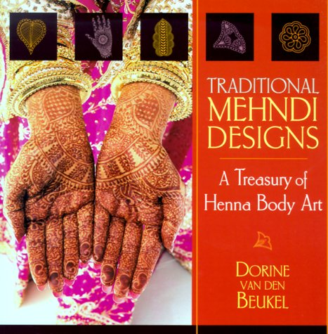 9781570625589: Traditional Mehndi Designs