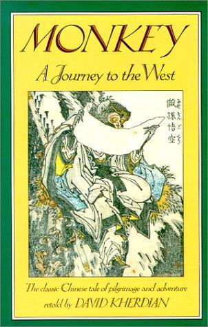 Monkey, A Journey to the West: David Kherdian