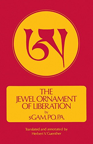 The Jewel Ornament of Liberation (Clear Light Series): sGam.po.pa