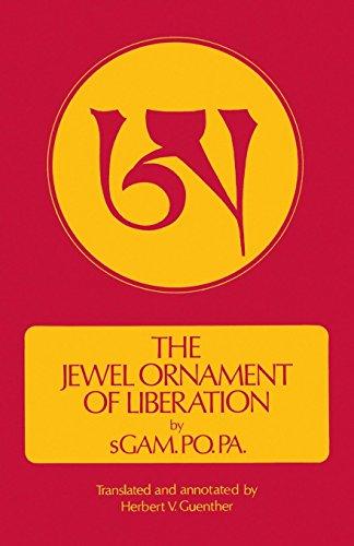 The Jewel Ornament of Liberation (Clear Light: sGam.po.pa; Translator-Herbert V.