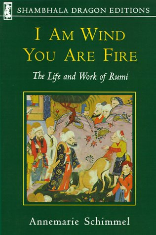 9781570626456: I Am Wind You Are Fire: The Life and Work of Rumi