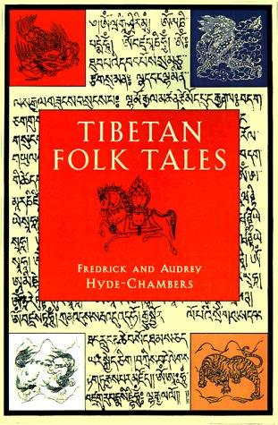 9781570626616: Tibetan Folk Tales