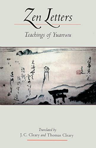 9781570627033: Zen Letters: Teachers of Yuanwu