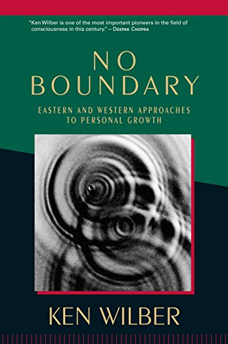 9781570627439: No Boundary: Eastern and Western Approaches to Personal Growth