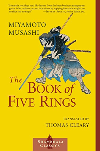 9781570627484: The Book of Five Rings (Shambhala Classics)