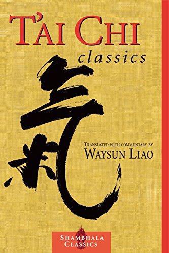 T'ai Chi Classics (Shambhala Classics) (1570627495) by Waysun Liao