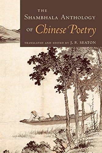 9781570628627: The Shambhala Anthology of Chinese Poetry