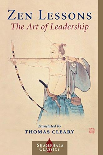 9781570628832: Zen Lessons: The Art of Leadership
