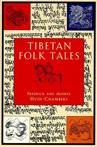 9781570628924: Tibetan Folk Tales