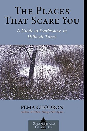 9781570629211: The Places That Scare You: A Guide to Fearlessness in Difficult Times (Shambhala Classics)